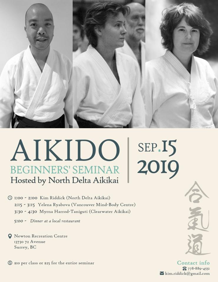 Beginner's Seminar 201909